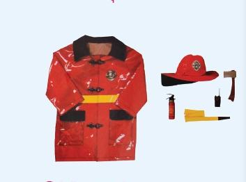 ชุดนักดับเพลิง